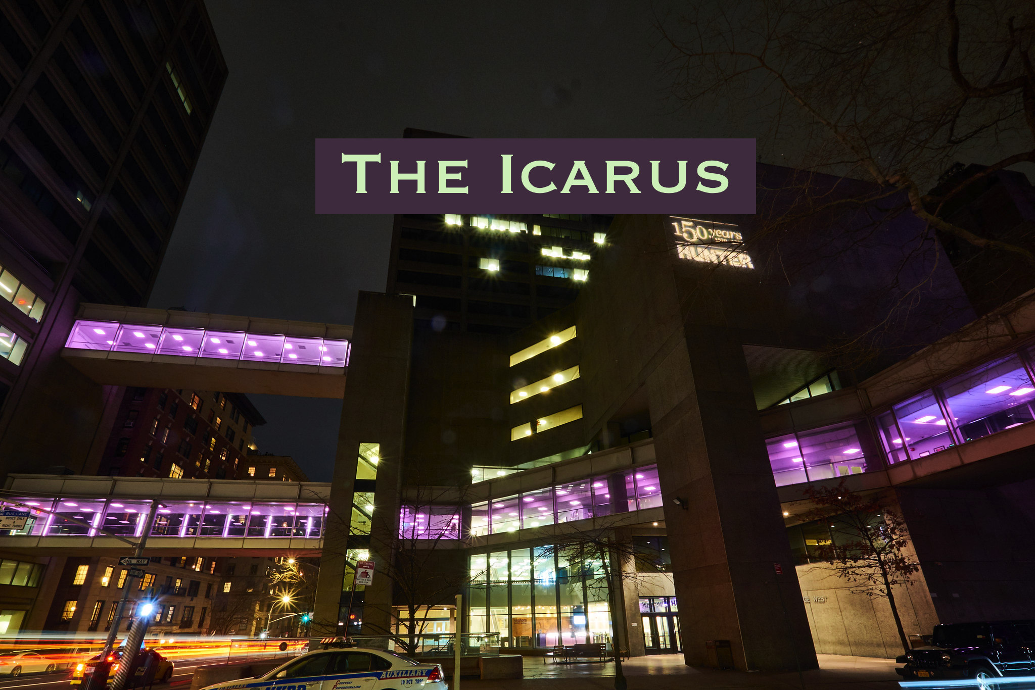 The Icarus- Featured Shot